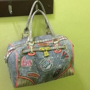 Nicole lee Athena handbag. Gently used 1 month.
